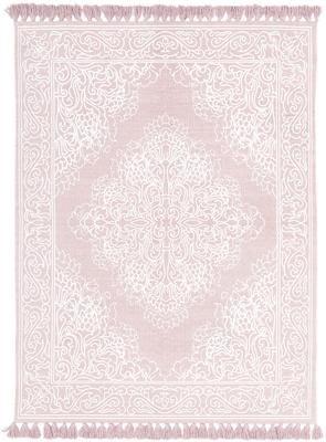 Ręcznie tkany dywan z bawełny z chwostami Salima