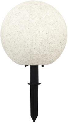 Lámpara de suelo LED Gardenlight, con enchufe