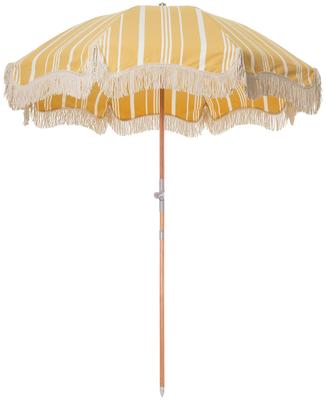 Parasol ogrodowy z frędzlami Retro