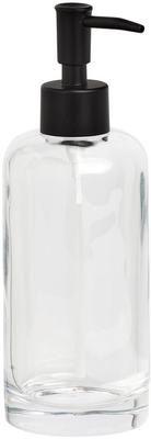 Seifenspender Clear aus Glas