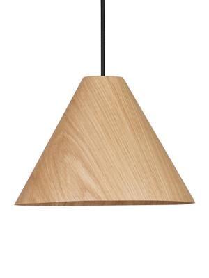 Lampada a sospensione in legno Wera