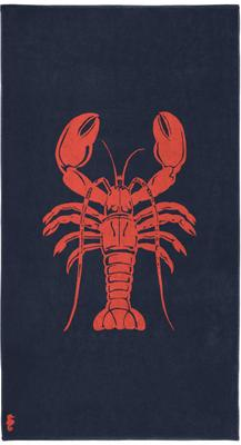 Strandtuch Lobster