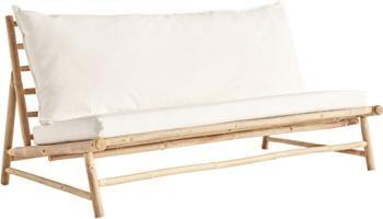 Canapé lounge en bambou avec matelas rembourré Bamslow