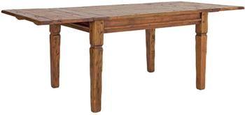 Rozkladací jedálenský stôl z akáciového dreva Chateux