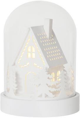 LED Leuchtobjekt House H 18 cm, batteriebetrieben