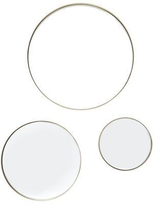 Sada nástěnných zrcadel Ivy