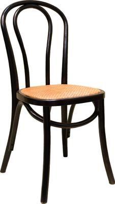 Krzesło z drewna Zari