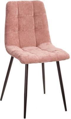 Krzesło tapicerowane z aksamitu Hope