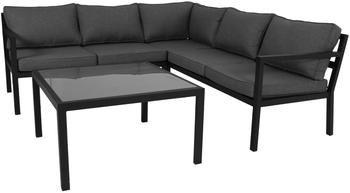 Garten-Lounge-Set Joliette, 2-tlg.
