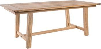Záhradný jedálenský stôl z tíkového dreva Nairobi