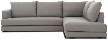 Grand canapé d'angle gris foncé Tribeca