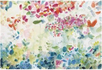 Impresión sobre lienzo Hortensias