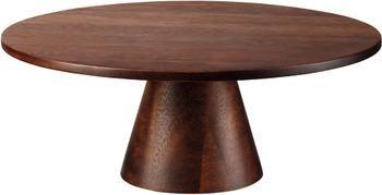 Alzatina in legno Wood
