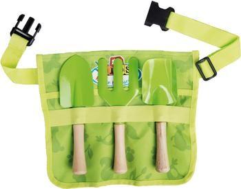 Set attrezzi giardinaggio per bambini Little Gardener 4 pz