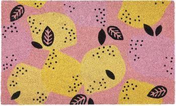 Fußmatte Zitronen