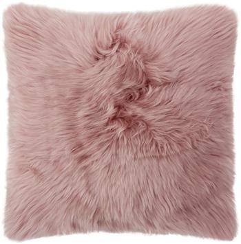 Poszewka na poduszkę ze skóry owczej Oslo