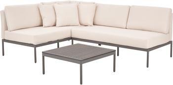 Garten-Lounge-Set Linden, 2-tlg. in Beige