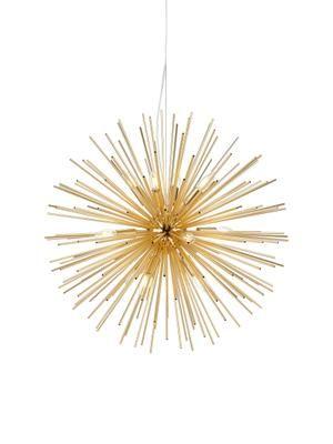 Grote design hanglamp Soleil