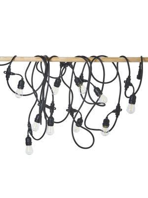 Svetelná LED reťaz Joy, D 1000 cm, 10 lampiónov
