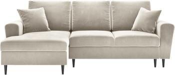 Sofa narożna z funkcją spania z miejscem do przechowywania Moghan (4-osobowa)