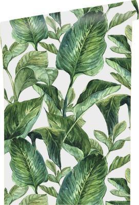 Carta da parati adesiva Leaves