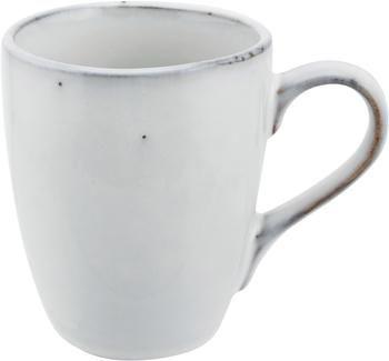 Tasse à thé artisanale grès Nordic Sand, 6pièces