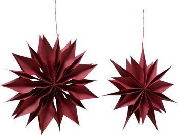 Sterren hangers Kassia Ø 40 cm, 2 stuks