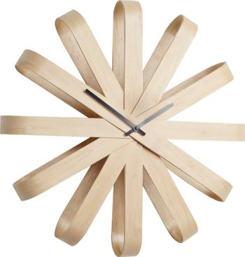 Reloj de pared Ribbon