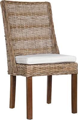 Krzesło z rattanu Aine
