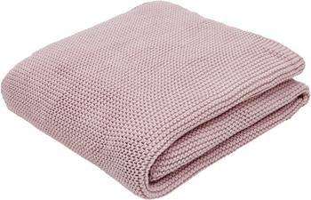 Manta de punto de algodón ecológico Adalyn