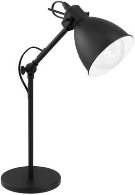 Lámpara de escritorio Ethan, estio industrial