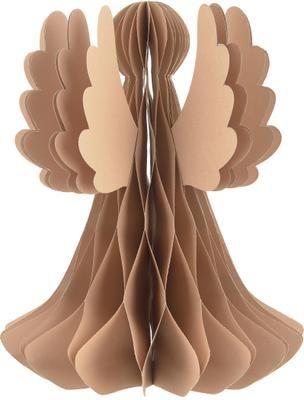 Dekoracja plisowana Angel