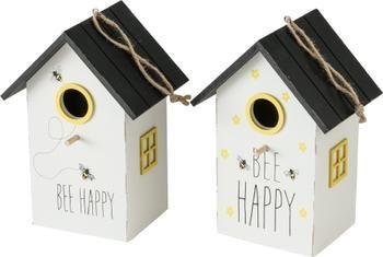 Komplet domków dla ptaków, 2 elem.