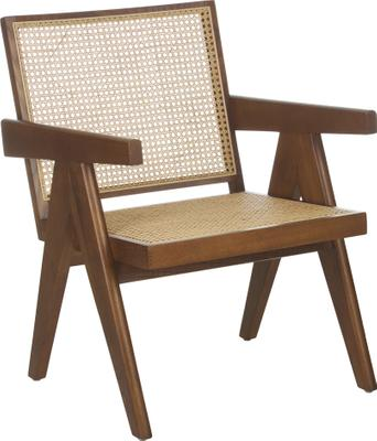 Fauteuil lounge en cannage Sissi