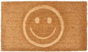 Fußmatte Smile