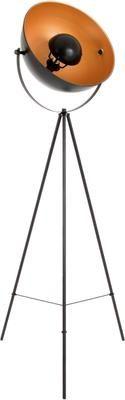 Lámpara de pie tripode Bernice