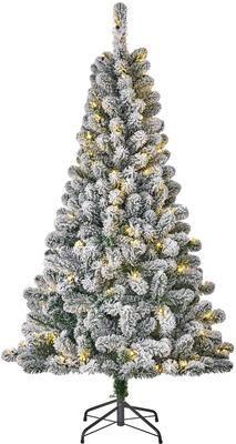 LED kunstkerstboom Millington, besneeuwd