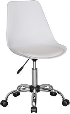 Chaise de bureau rotative avec assise rembourrée Sitz