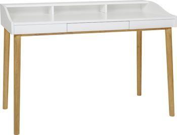 Biurko z małą szufladą Lindenhof