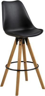 Krzesło barowe Dima, 2 szt.