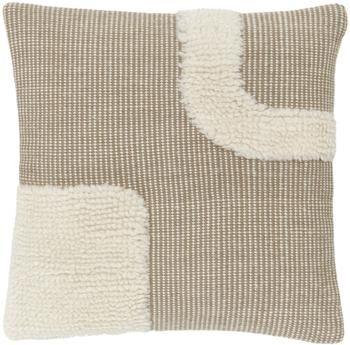 Funda de cojín artesanal Wool