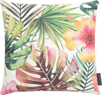 Povlak na venkovní polštář s tropickým potiskem Kokamo