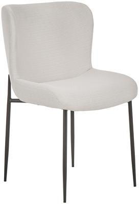 Chaise rembourrée design Tess