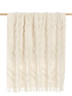 Manta de algodón Akesha, estilo boho
