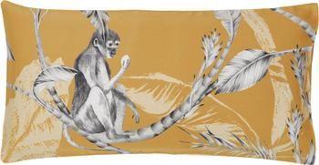 Obojstranná obliečka na vankúš z bavlneného saténu Monkey, 2 ks
