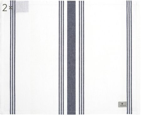 Set tovagliette Hotel Striped, 2 pz.
