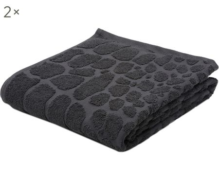 Asciugamano Safari, 2 pz.