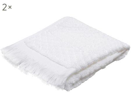 Asciugamani per ospiti Harlem, 2 pz.