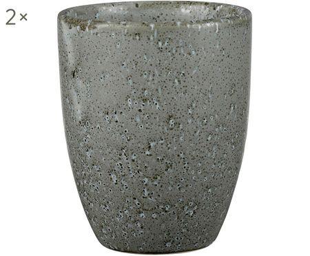 Becher Stone, 2 Stück