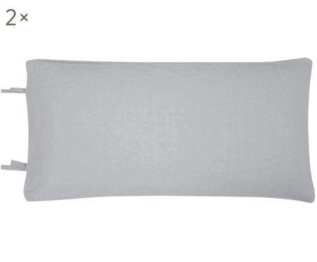 Leinen-Kissenbezüge Maria, 2 Stück